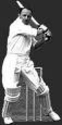 Don Bradman was born in cootamundra.