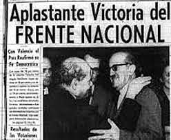 Frente Nacional (EXTRALABORAL)