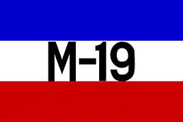 Movimiento 19 de Abril (M-19) (EXTRALABORAL)