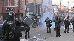 Ocho muertos en Bogotá durante las protestas contra la violencia policial (EXTRALABORAL)