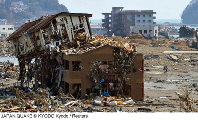 14h46 : le séisme