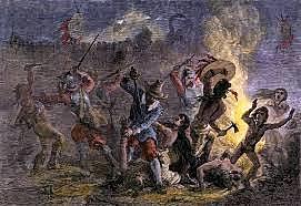 Pequot War.