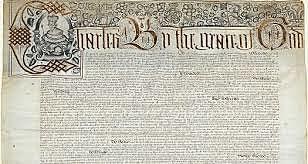 Royal Charter for Massachusetts is established.