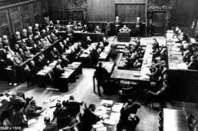 Estatuto del Tribunal Militar Internacional de Nüremberg