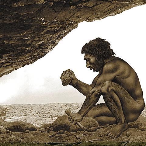 Homo antecesor (800.000 a.c)