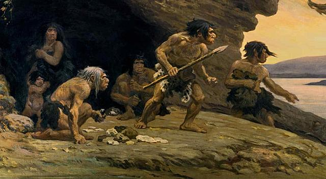 Homo Sapiens Sapiens (35.000 a.c)