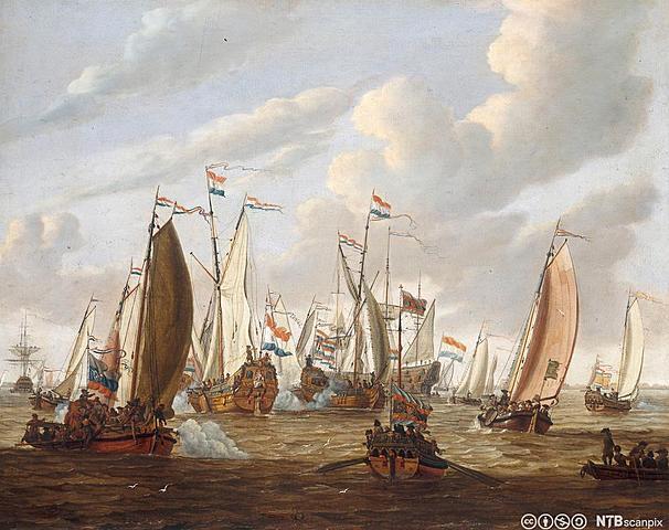 Sjøfart og handle