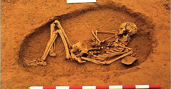 Cultura de los sepulcros de fosa (3500-2500 a.c)