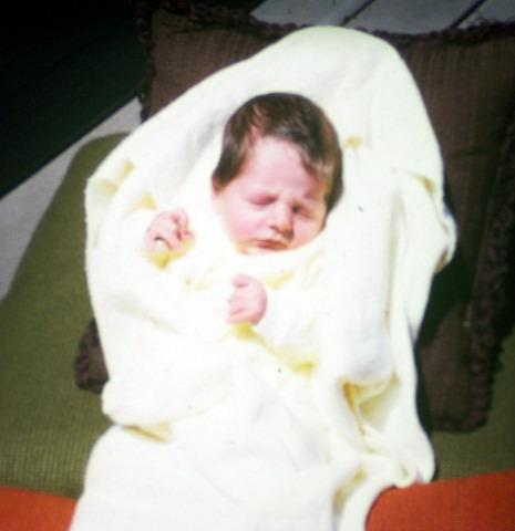 I was born at Kaiser Hospital in Hayward, CA at 11:52 pm.