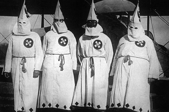 KKK Is Established