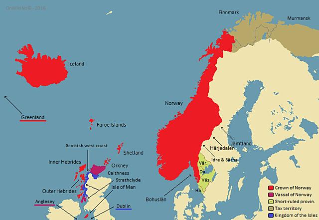 Norgesveldet