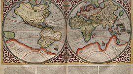 Evolución del pensamiento geográfico timeline
