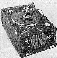 Shellac Recorder