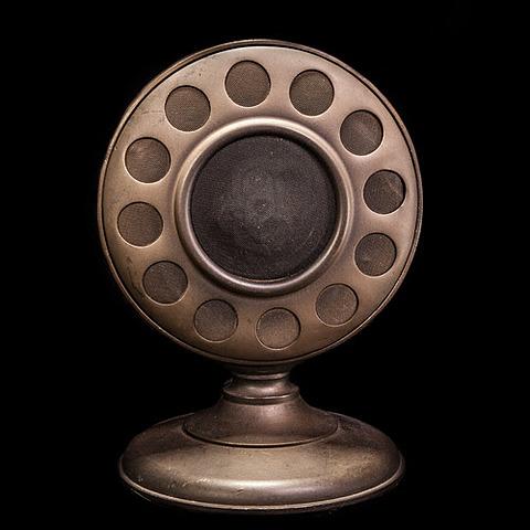 Carbon Button Microphone