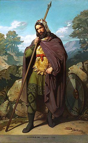 Conquista del reino Suevo por Leovigildo