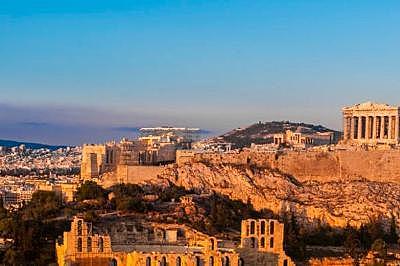 Griegos, expansión territorial.