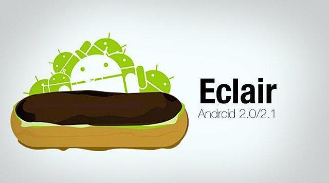 Android 2.0: Eclair - Nivel de API 5