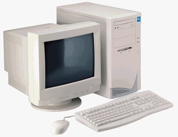 mi primer computador