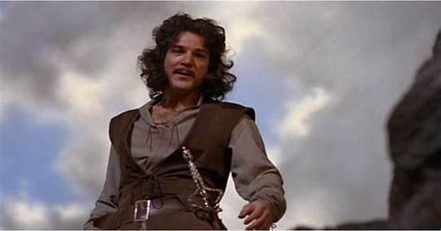 """My name is Inigo Montoya. You killed my father. Prepare to die."" (8)"