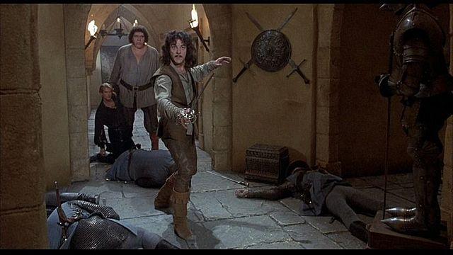 My Name Is Inigo Montoya. You killed my father. PREPARE TO DIE! (27)