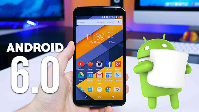 Android 6 Marshmallow – Nivel de API 23
