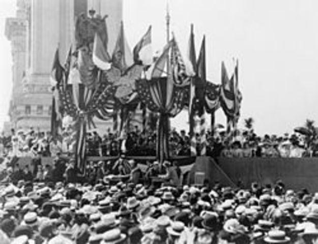 William McKinley assassinated
