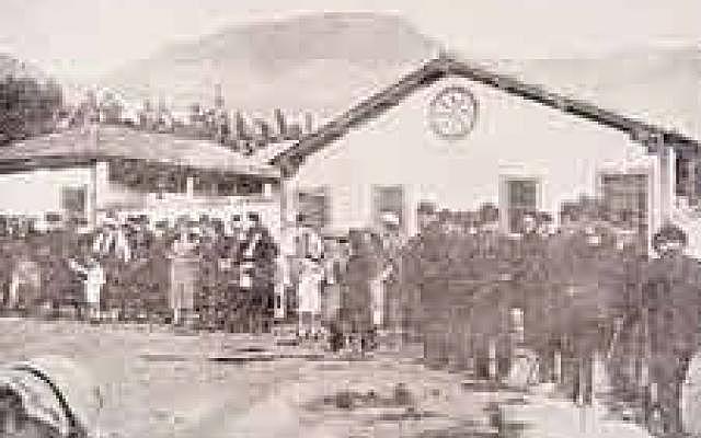 CIRCULO DE OBREROS Y COMEDOR PARA NIÑOS E INDIGENTES-BOGOTÁ