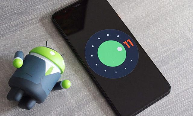 Android 11 – Nivel de API