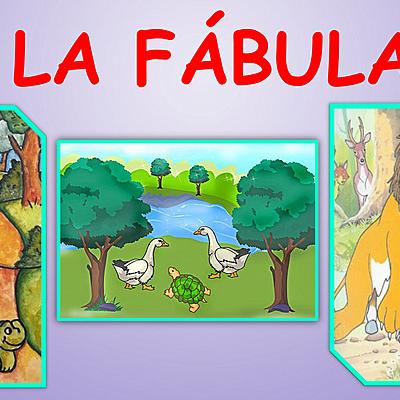 LA FÁBULA. RECURSO PEDAGÓGICO timeline