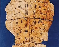 Primeras inscripciones chinas.