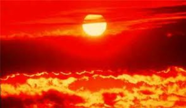 Record Heat Wave
