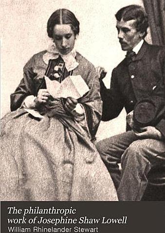 JOSEPHINE SHAW LOWEL