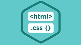 Evolución de las aplicaciones web con HTML y CSS timeline