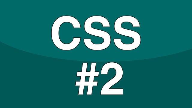Segunda especificación: CSS 2