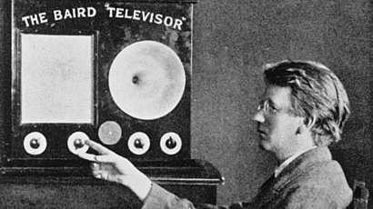 Primer Sistema de Televisión.
