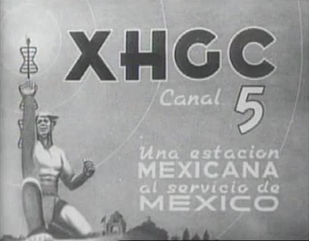 Se inician las primeras transmisiones en México