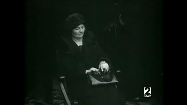 La primera mujer en el congreso de ministros