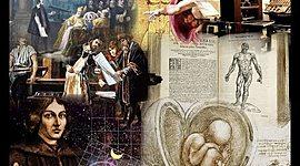 La ciència a l'edat moderna timeline