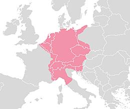 Det tysk-romerske riket