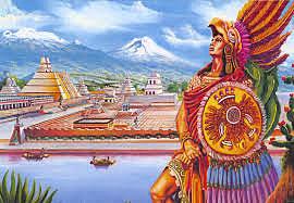 Erobringa av aztekerriket