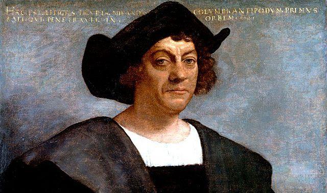 Christoffer Columbus