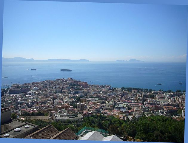 Lived in Naples, Italy for a summer