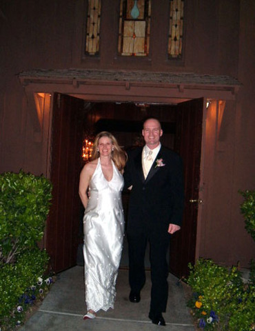 Married again!