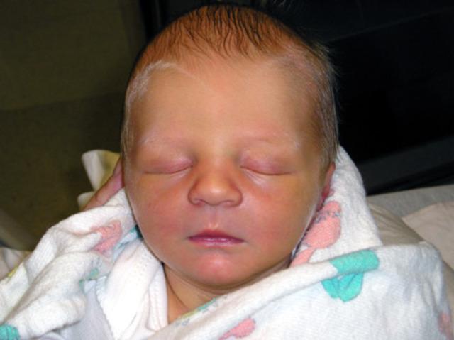 My son is born!