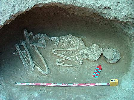 Cultura de los sepulcros de fosa