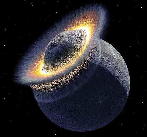 La Tierra 4600 millones de años