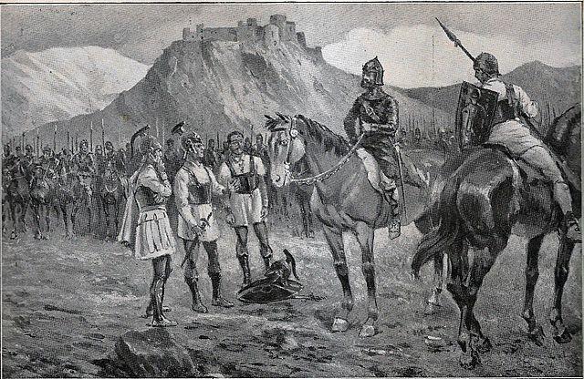 Expulsión de los bizantinos por Suintila