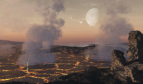 Eon Arcaico 3900 millones de años
