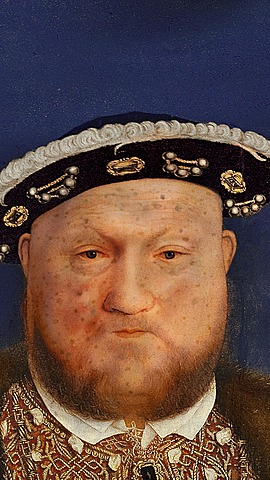 Henrik 8.-England