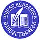 Logo unidad acedemica manuel dorrego